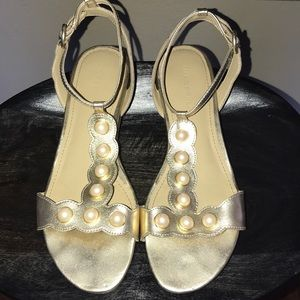 Marc Fisher sandals.
